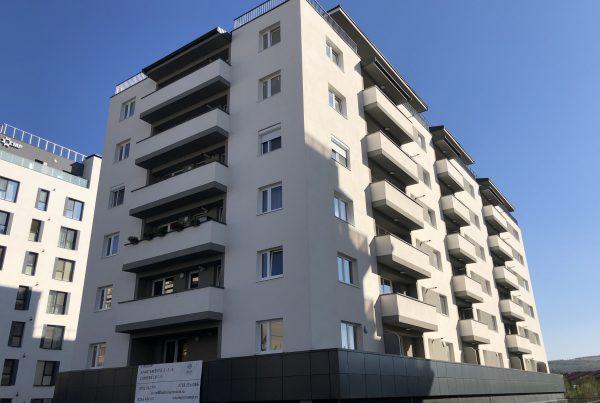 Bloc de locuințe, S+P+6E+Er, jud. Cluj
